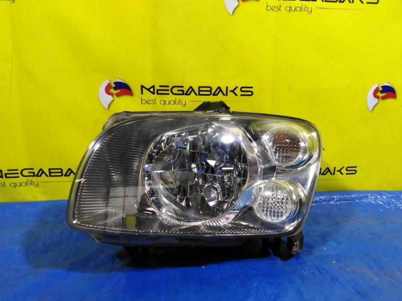 Фара Nissan Stagea M35 левая 100-63636 (б/у)