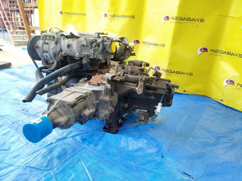 Мкпп Subaru Domingo FA8 EF12 TY601EH1AB (б/у)