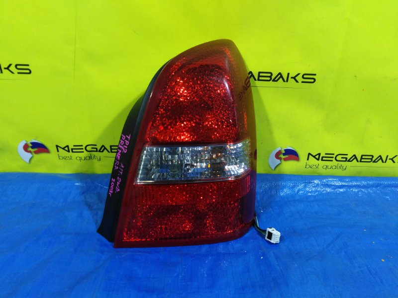 Стоп-сигнал Nissan Primera P12 правый 7481 (б/у)