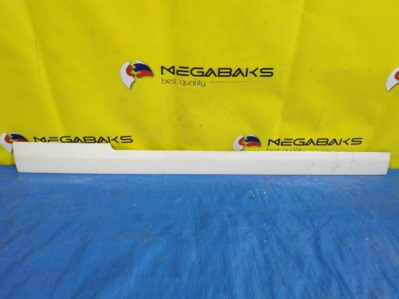 Накладка на крыло Nissan Serena C24 задняя левая (б/у)