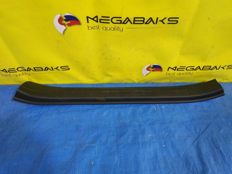 Порожек пластиковый Subaru Forester SKE задний левый (б/у)
