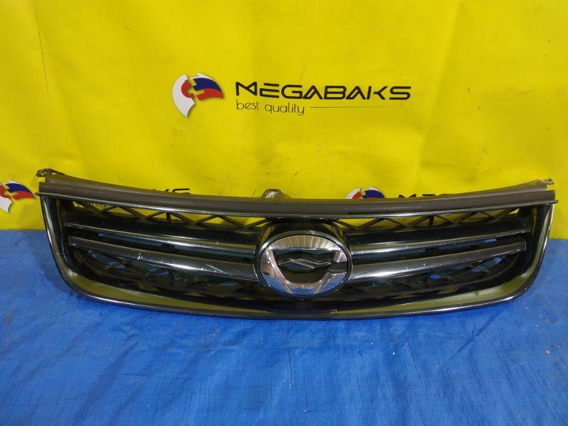 Решетка радиатора Toyota Corolla Fielder NZE141 53101-13210 (б/у)