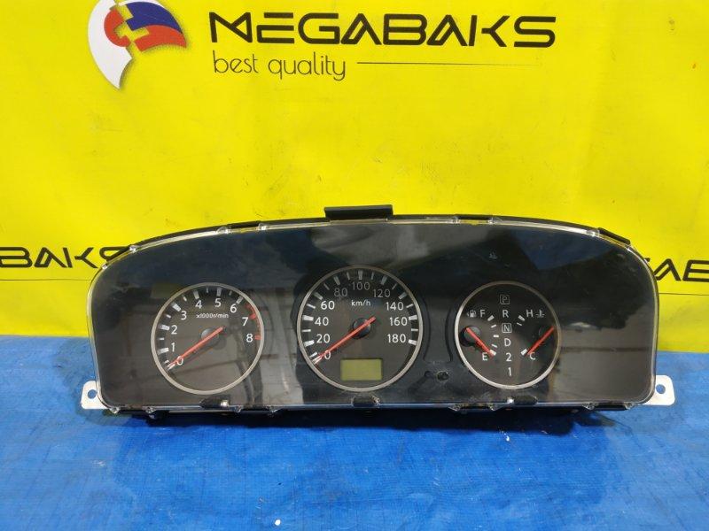 Спидометр Nissan X-Trail NT30 QR20 37110065 (б/у)