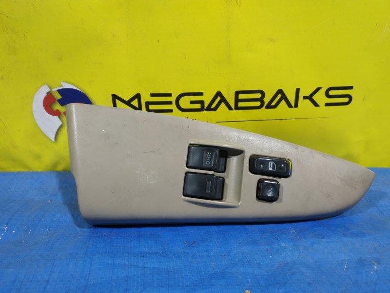 Блок упр. стеклоподьемниками Toyota Solara MCV31L передний левый 74232-AA080 (б/у)