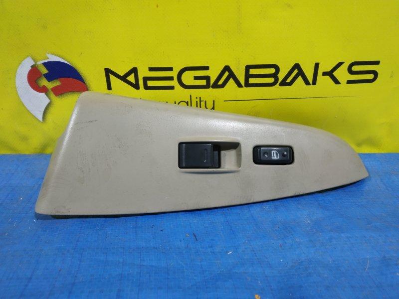 Блок упр. стеклоподьемниками Toyota Solara MCV31L передний правый 74231-AA090 (б/у)