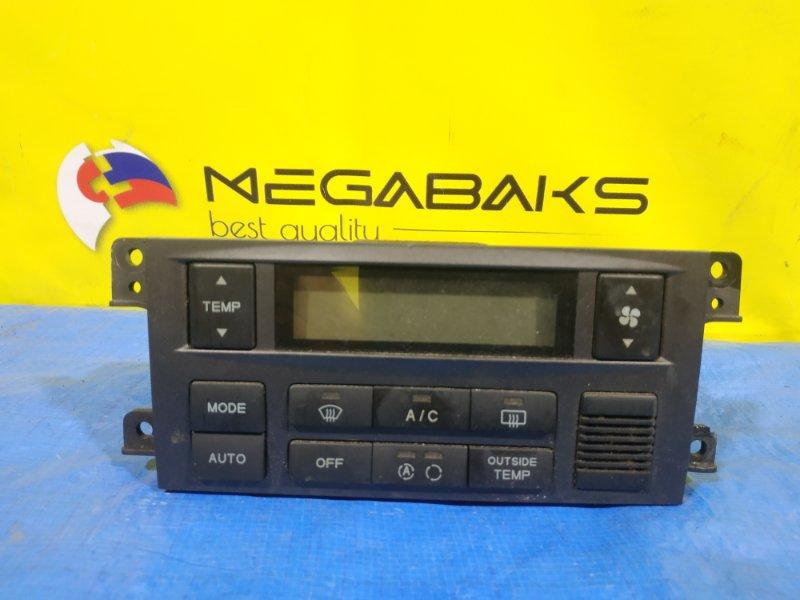 Блок управления климат-контролем Hyundai Elantra XD G4GC 250-2DXXX (б/у)
