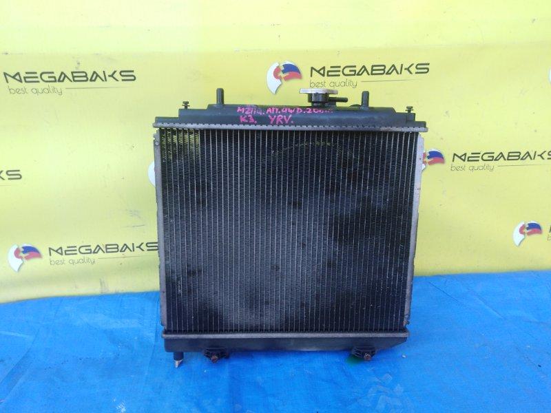 Радиатор основной Daihatsu Yrv M211G K3-VE (б/у)