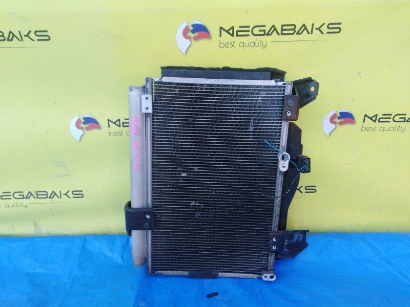 Радиатор кондиционера Hino Ranger FC7JKY (б/у)