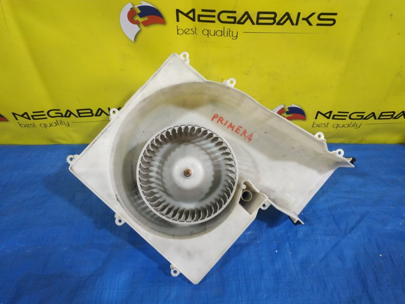 Мотор печки Nissan Primera TP12 (б/у)