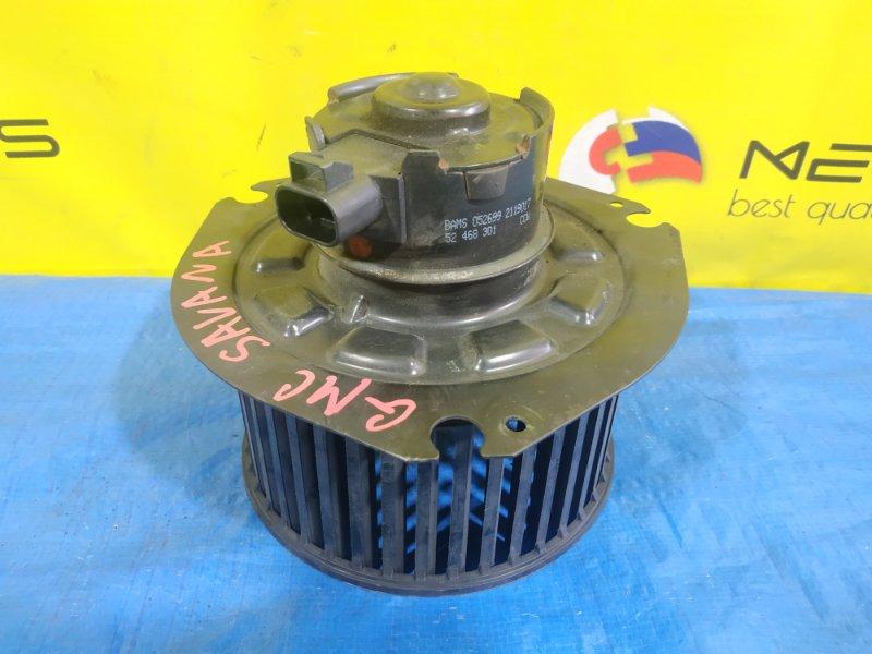 Мотор печки Gmc Savana 1GDFG15R3Y1118242 2000 (б/у)