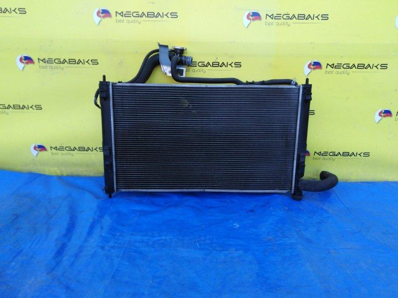 Радиатор основной Mitsubishi Rvr GA3W 4B10 (б/у)