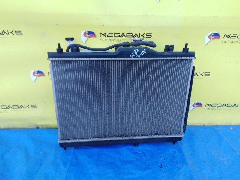 Радиатор основной Nissan Juke YF15 (б/у)