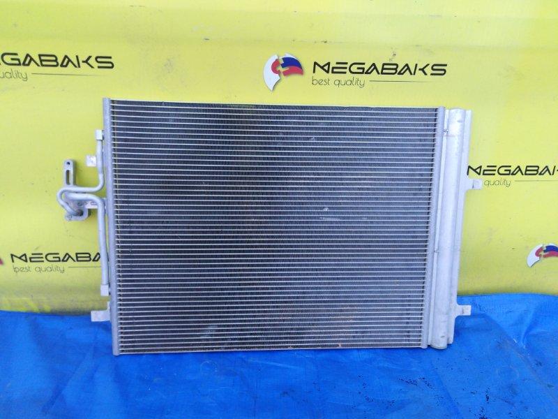 Радиатор кондиционера Volvo V40 MV B4154T4 2019 (б/у)