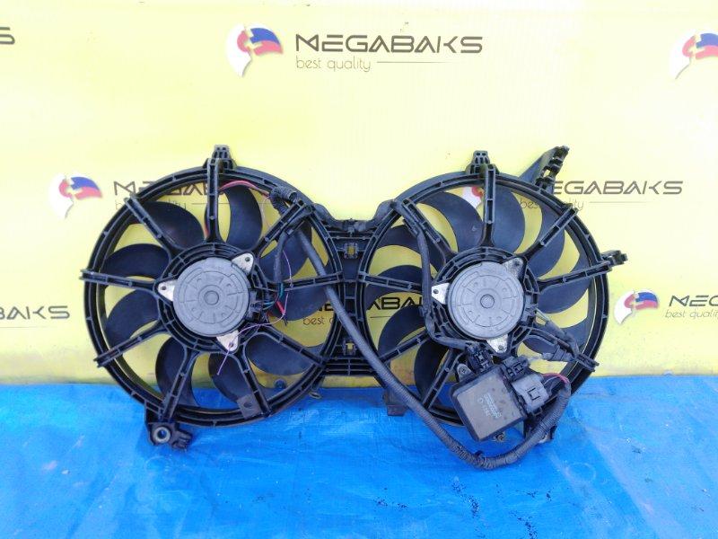 Диффузор радиатора Nissan Skyline NV36 (б/у)