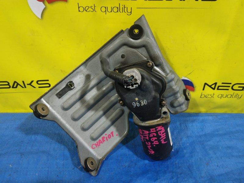 Мотор дворников Mitsubishi Chariot Grandis N84W MR275853 (б/у)