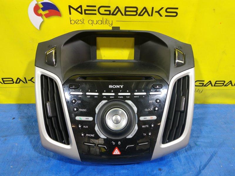 Магнитофон Ford Focus BK (б/у)