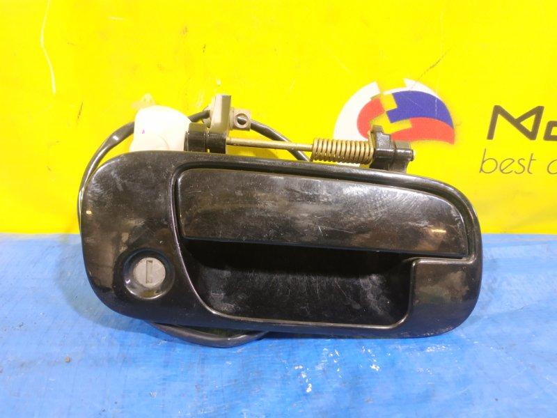 Ручка двери Honda Rafaga CE4 передняя правая (б/у)