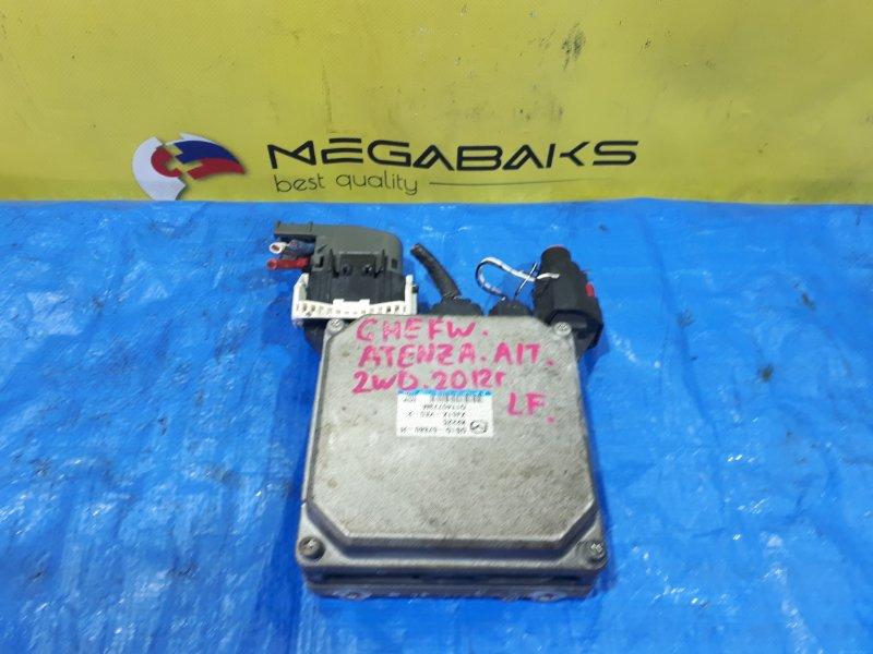 Блок управления рулевой рейкой Mazda Atenza GHEFW LF (б/у)
