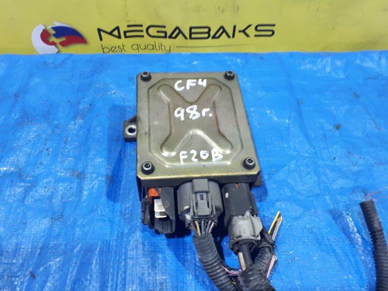 Блок управления рулевой рейкой Honda Accord CF4 F20B 39980-S0A-003 (б/у)