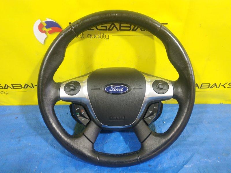 Руль Ford Focus BK (б/у)