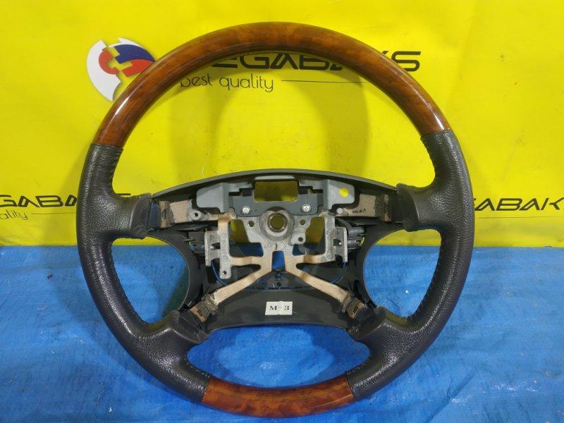 Руль Toyota Mark Ii JZX110 (б/у)