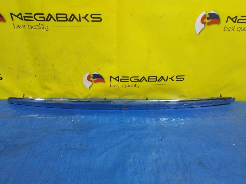 Накладка на багажник Nissan Bluebird Sylphy TG10 (б/у)