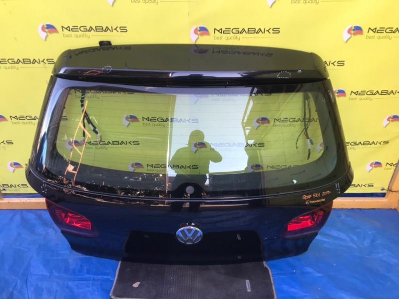 Дверь задняя Volkswagen Golf 5K1 CAX 2008 (б/у)