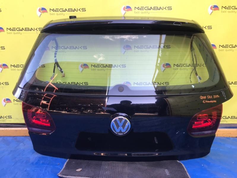 Дверь задняя Volkswagen Golf 5K1 CAX 2008 diod (б/у)