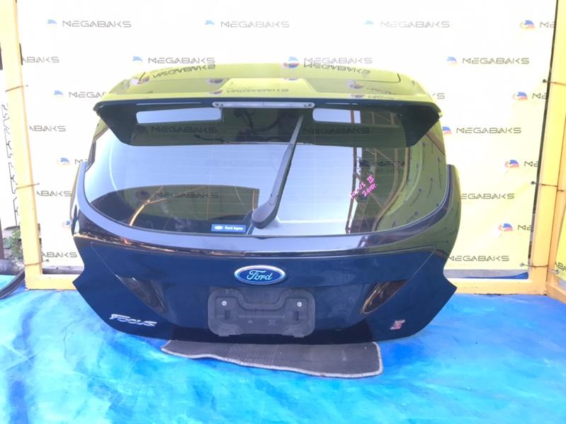 Дверь задняя Ford Focus BK 2010 (б/у)