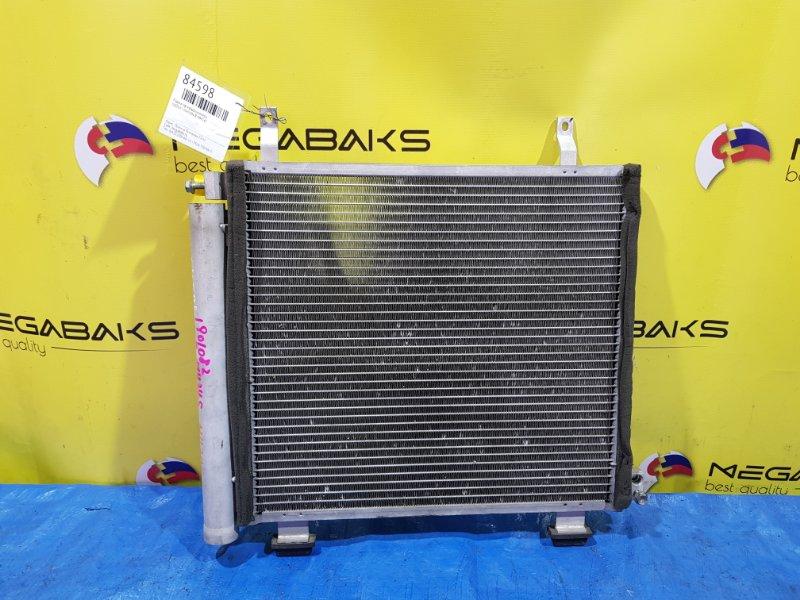 Радиатор кондиционера Suzuki Wagon R MH34S (б/у)