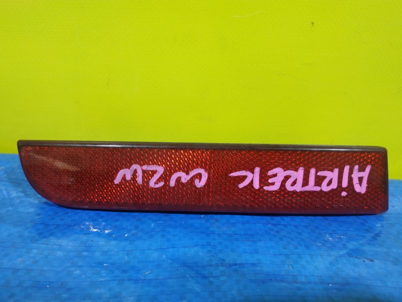 Катафот в бампер Mitsubishi Airtrek CU2W задний левый 1197-229 (б/у)