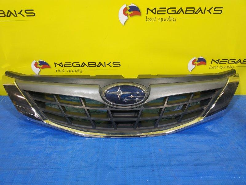 Решетка радиатора Subaru Impreza GH2 I MODEL (б/у)