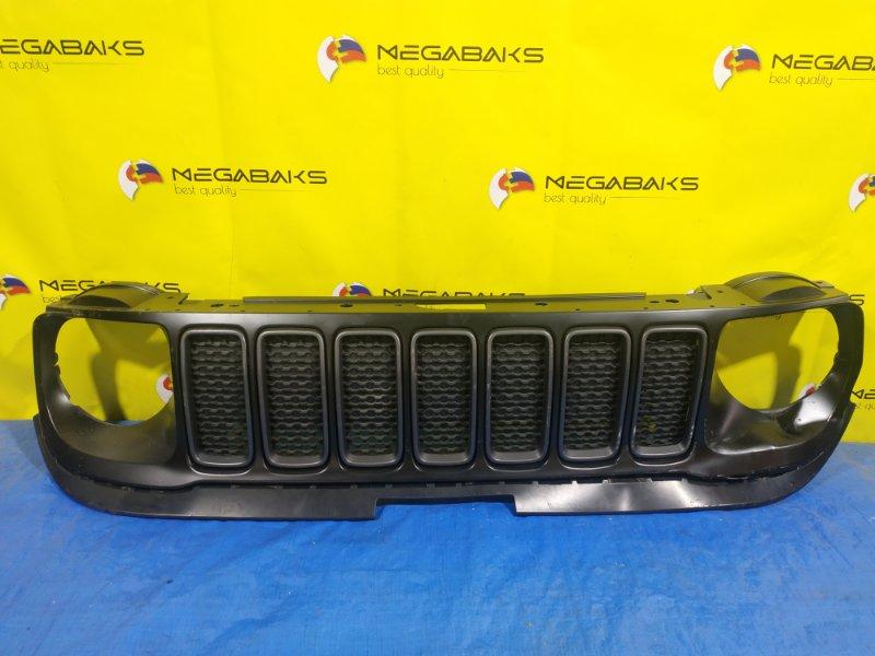 Решетка радиатора Jeep Renegade BU 735672991 (б/у)