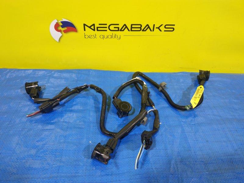 Датчик парктроника Nissan Note E12 передний 240335WK0A, 240335WK0B (б/у)