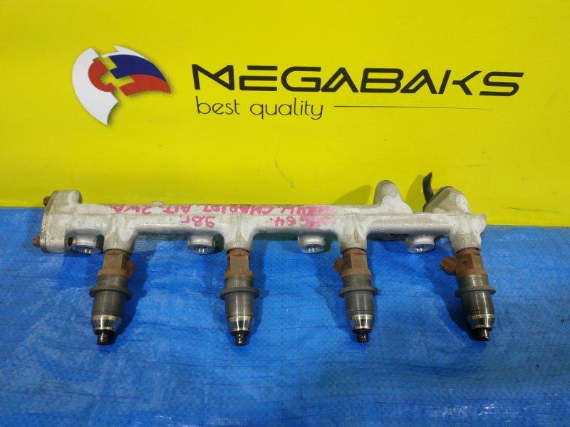 Инжектор Mitsubishi Chariot Grandis N84W 4G64 E7T05072 (б/у)
