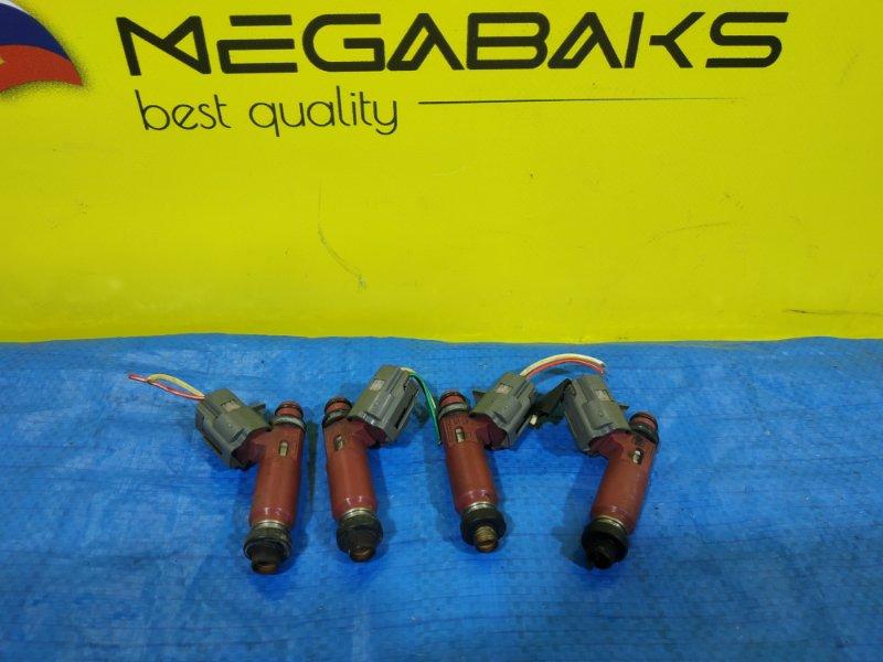 Инжектор Mazda Familia BJ5W ZL 195500-3310 (б/у)