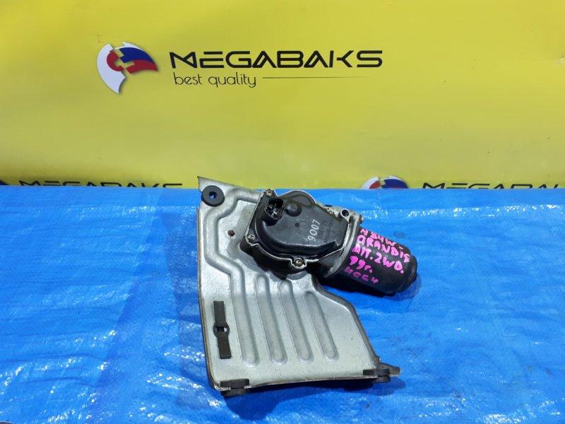 Мотор дворников Mitsubishi Chariot Grandis N84W 4G64 MR275853 (б/у)