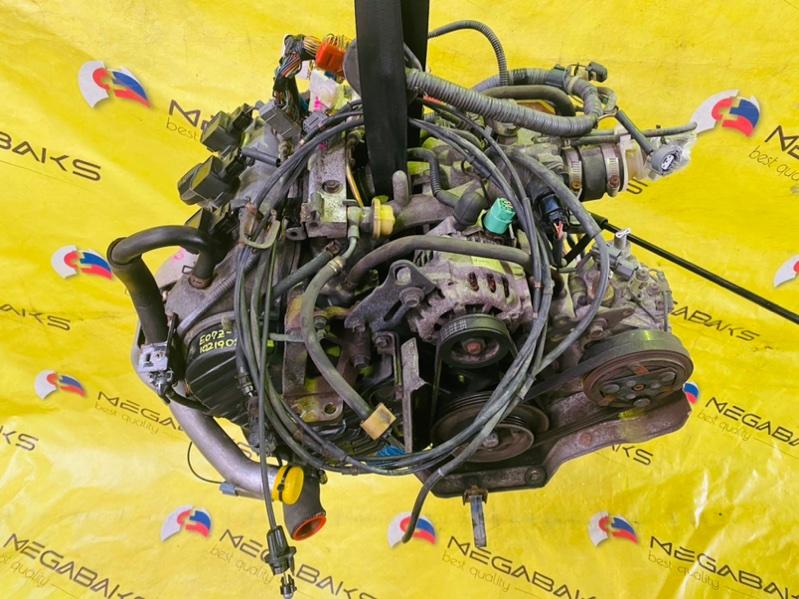 Двигатель Honda Z PA1 E07ZT 1998 1021902 (б/у)