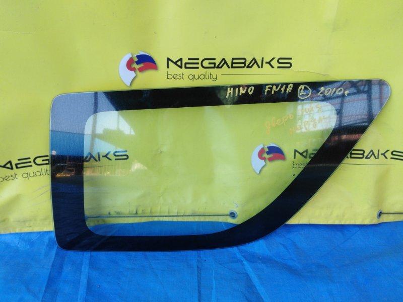 Стекло двери Hino Profia FN1A 2010 переднее левое (б/у)