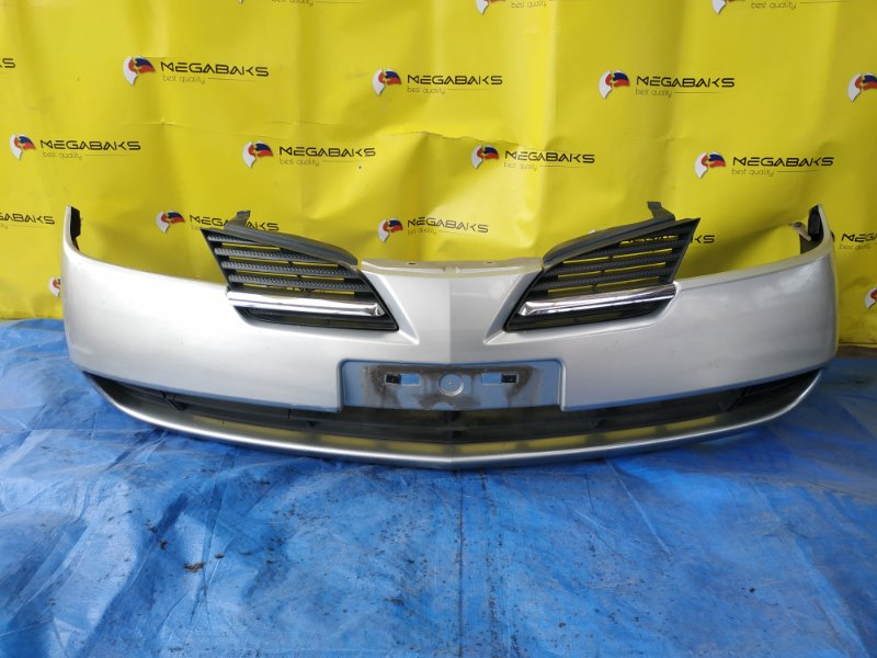 Бампер Nissan Primera RP12 передний I MODEL (б/у)
