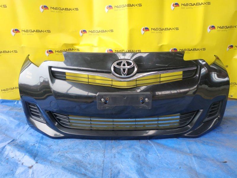 Бампер Toyota Ractis NCP120 передний I MODEL (б/у)