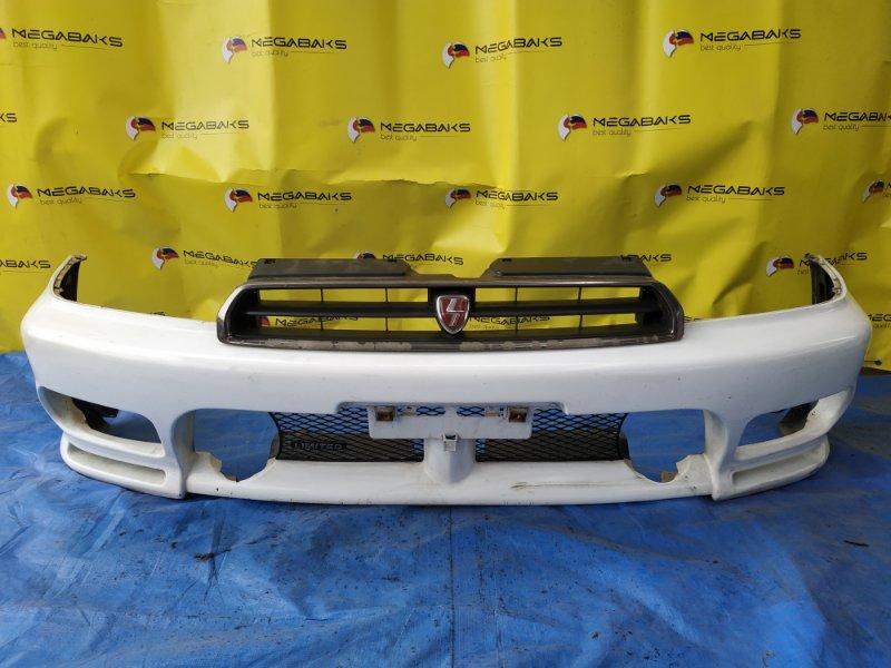 Бампер Subaru Legacy BG2 передний (б/у)