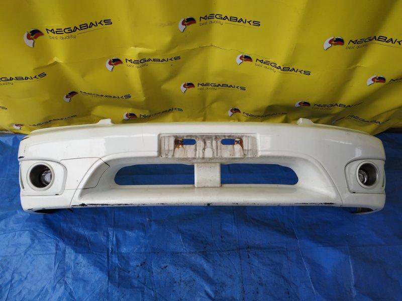 Бампер Subaru Legacy BE5 передний (б/у)
