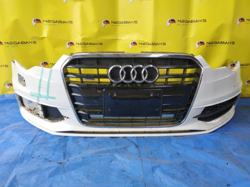 Бампер Audi A6 C7 передний (б/у)