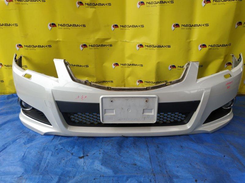 Бампер Subaru Legacy BR9 передний I MODEL (б/у)