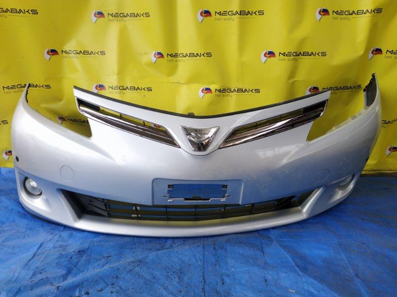 Бампер Toyota Estima AHR20W передний I MODEL (б/у)