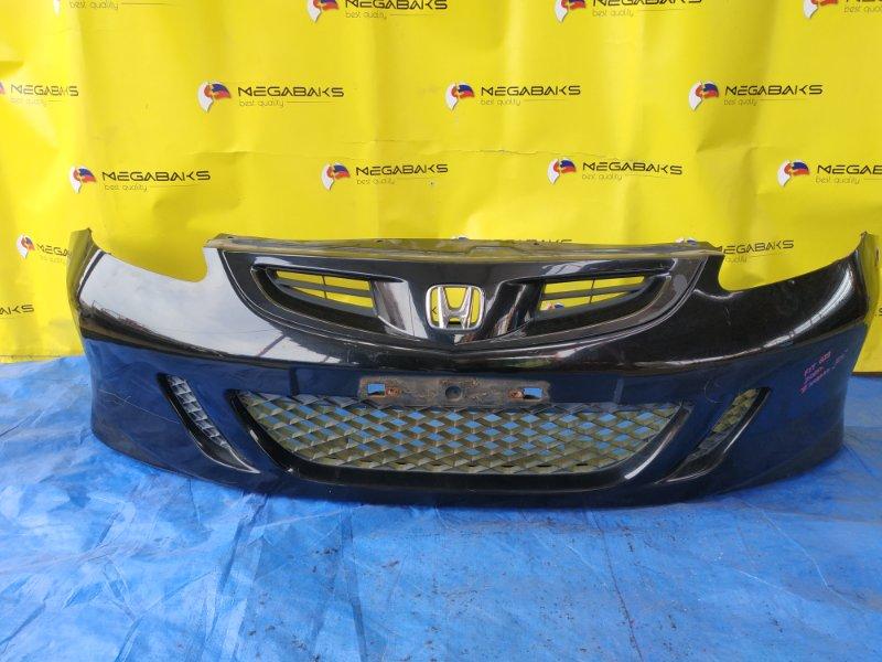 Обвес Honda Fit GD3 передний II MODEL, RS (б/у)