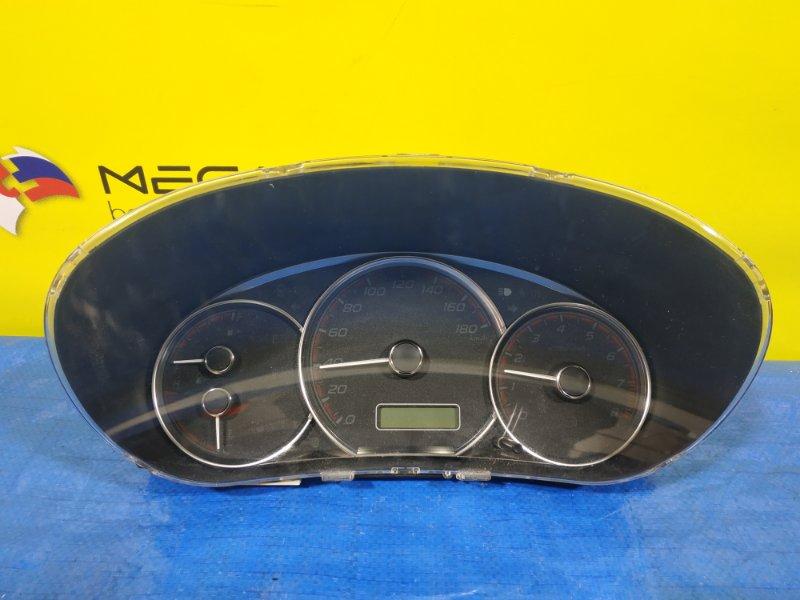Спидометр Subaru Impreza GH3 EL15 850 15 FG 160 (б/у)