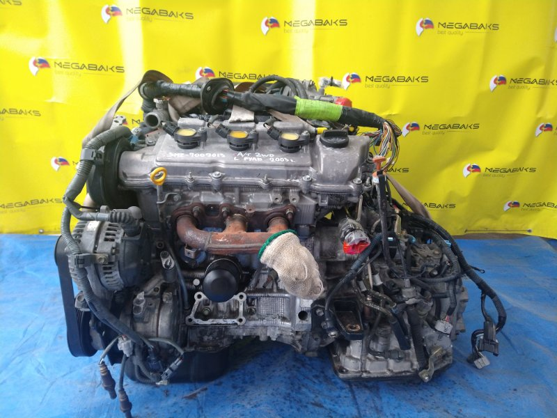 Двигатель Toyota Solara MCV31L 3MZ-FE 2003 7009013 (б/у)