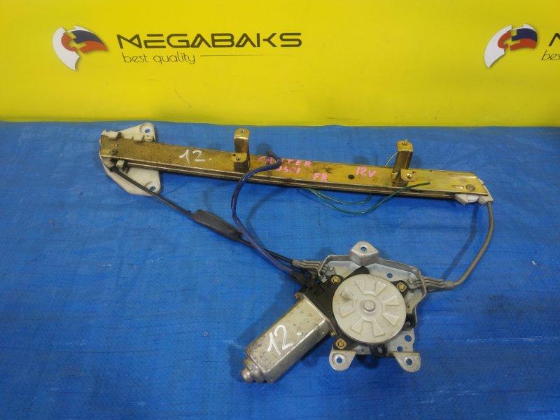 Стеклоподъемник Mitsubishi Canter FD501 передний правый MC141166 (б/у)